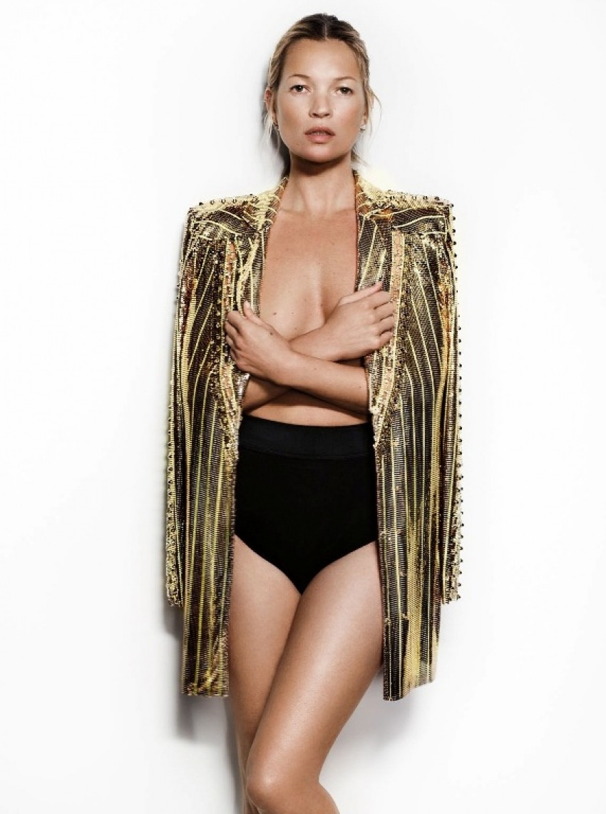 Kate Moss za Vogue UK