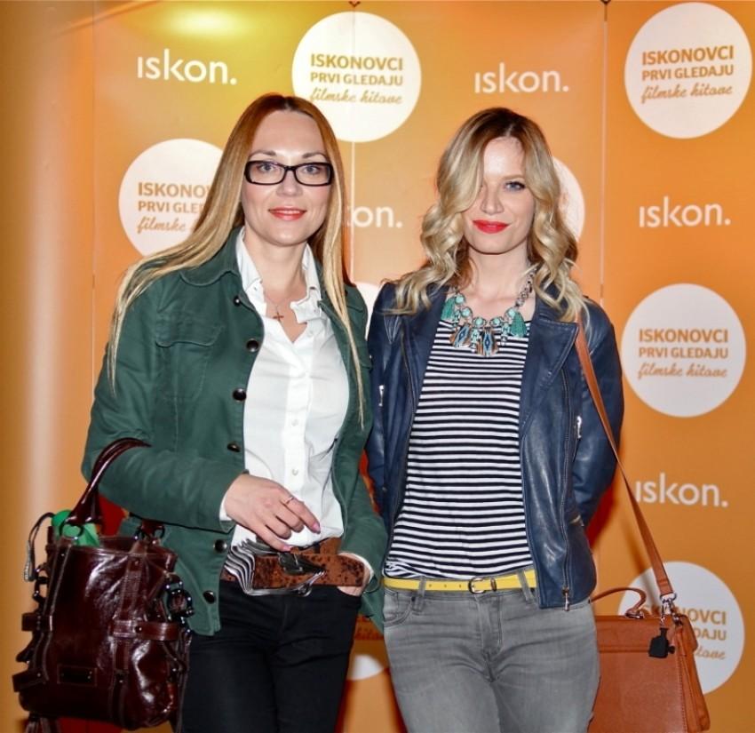 Ivana Nanut i Ana Stunić