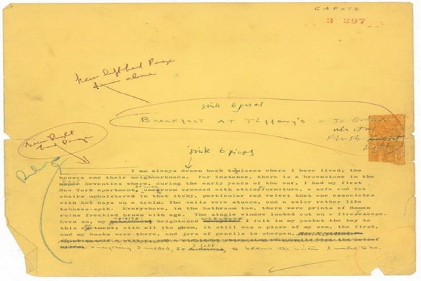 originalni tekst Trumana Capotea