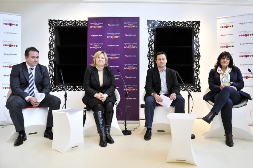 Dražen Lazić, Ingrid Badurina Danielsson,Daniela Roguljić Novak i Žarko Fatović
