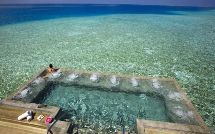 Spa u Velassaru  na Maldivima