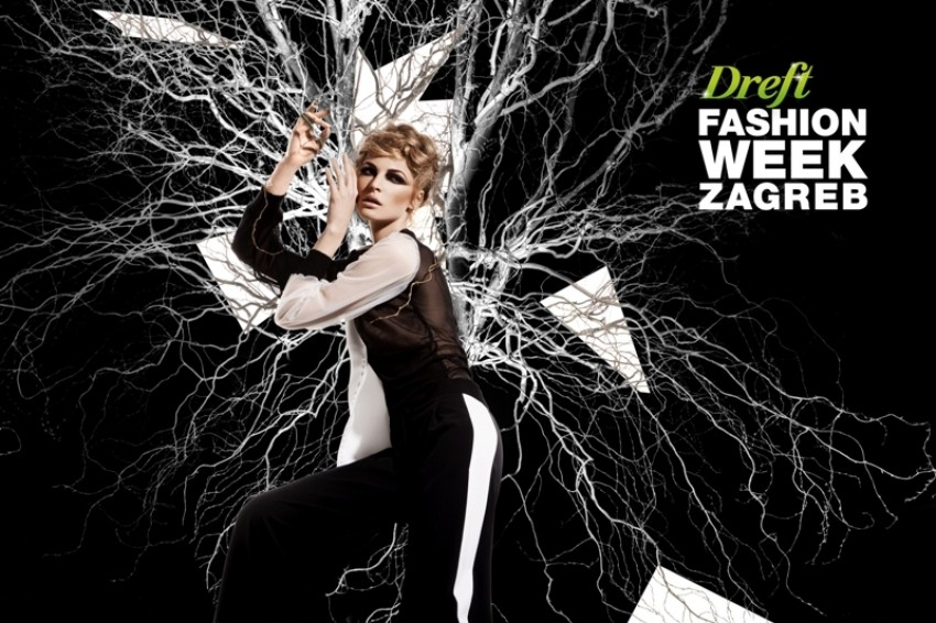 Nova kampanja Dreft Fashion Weeka Zagreb