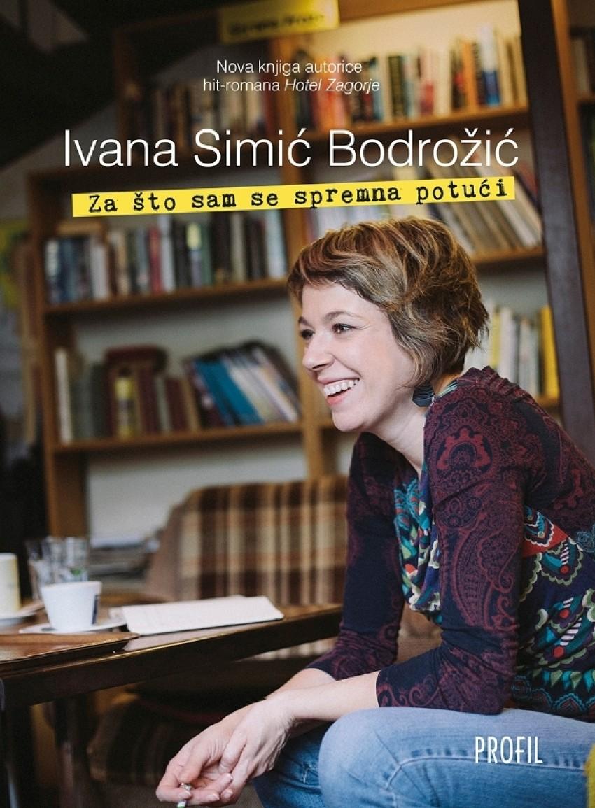 """Ivana Simić Bodrožić """"Za što sam se spremna potući"""""""