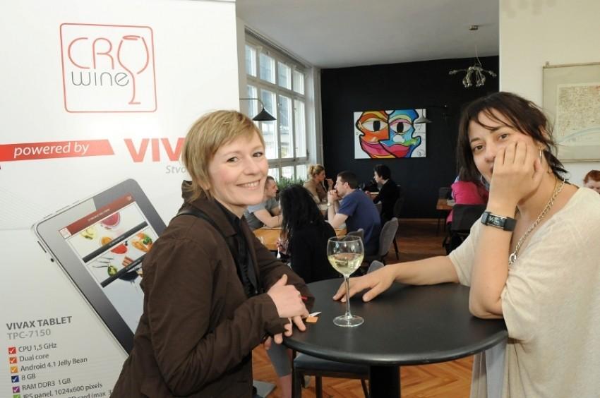 Predstavljanje Cro-wine aplikacije