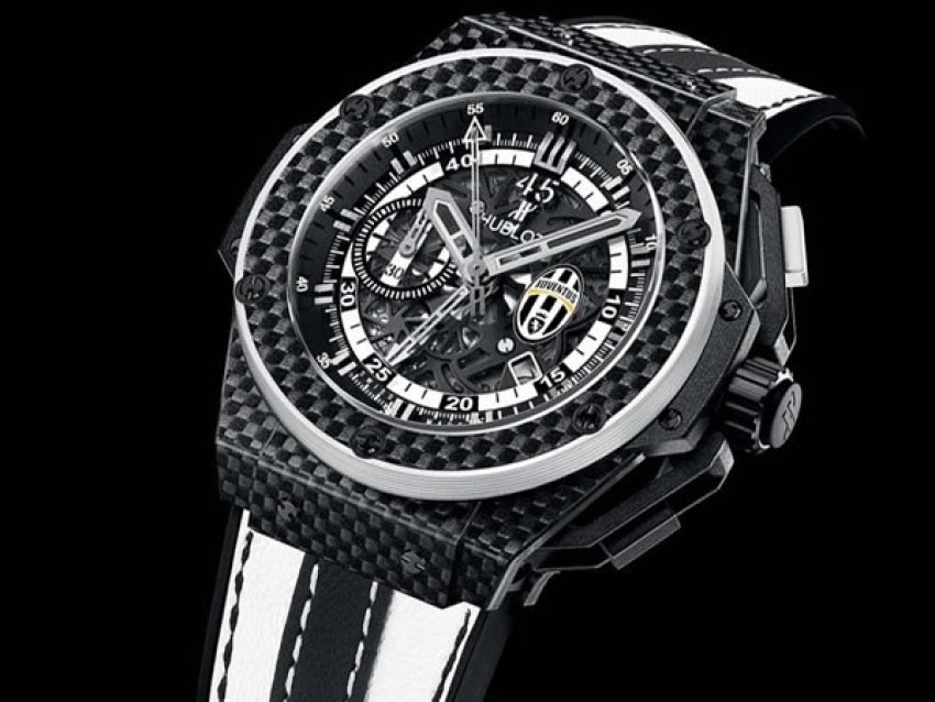 Hublot King James Juventus sat