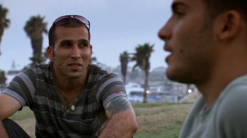 Scena iz filma  Nevidljivi ljudi na festivalu židovskog filma
