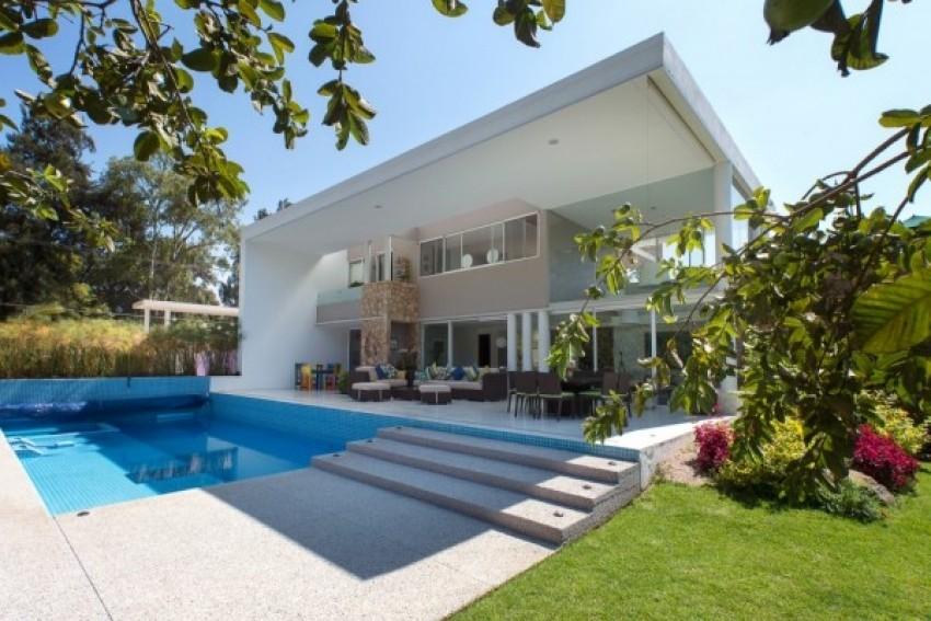 Casa del Viento u Meksiku