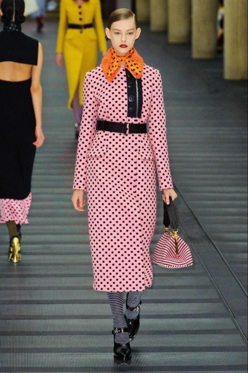 talijanska modna kuća Miu Miu na pariz fashion weeku prikazala je trendove za  A/ 2013/2014  Pariz