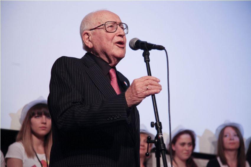 Branko Lustig na Festivalu židovskog filma