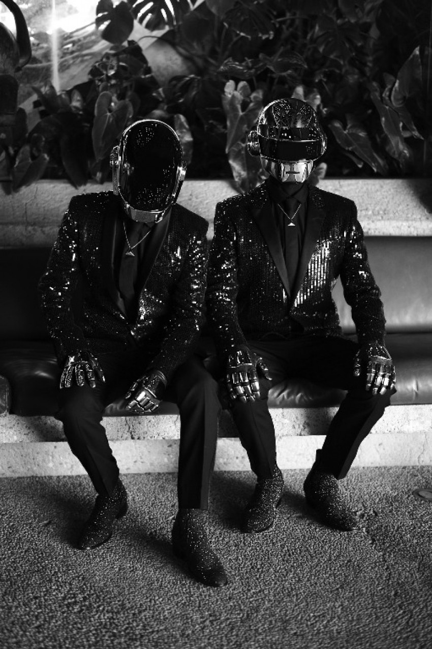 Daft Punk za CR Fashion Book