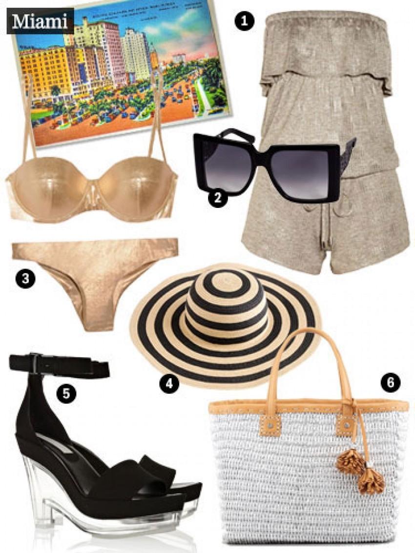 Sydney inspiracija ljetnog stylinga