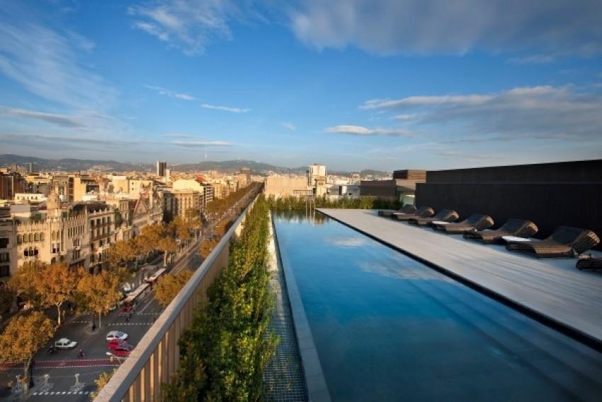 Mandarin Oriental hotel u Barceloni