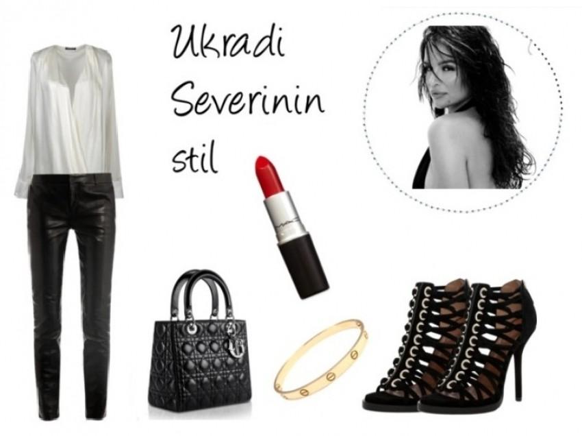 Severina Vučković zasjala je na predstavljanju turneje Dobrodošao u klub u Stiožicama u Ljubljani, ukradite njen stil