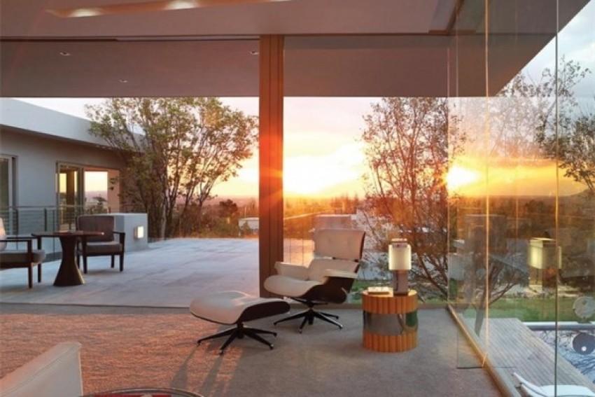Moderna rezidencija u Africi
