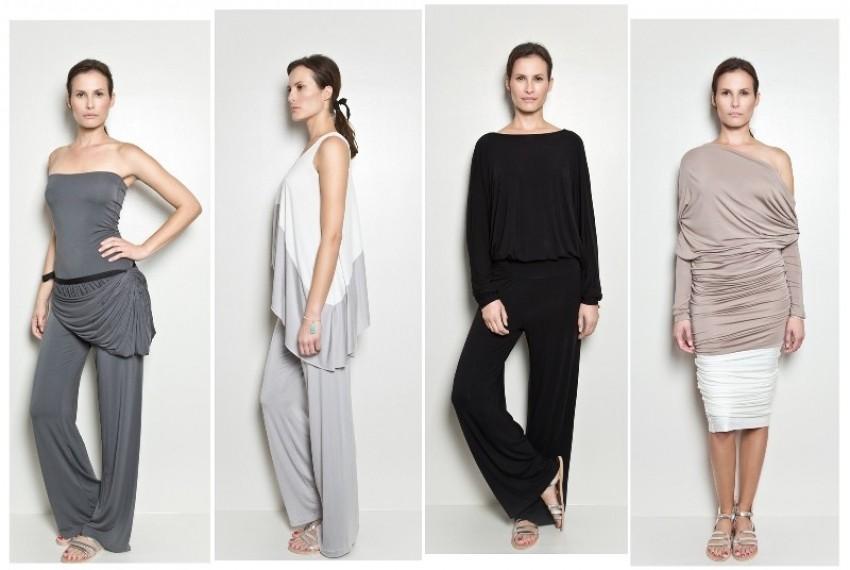 Kristina Bradač u modnoj kampanji  A' by A'marie dizajnerice Anamarije Brkić
