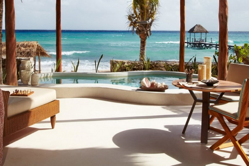Viceroy Maya resort