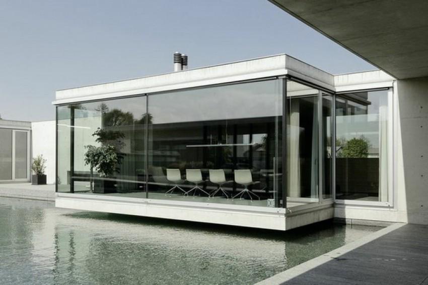 Ovu avangardno luksuznu kuću nemoguće je opisati riječima