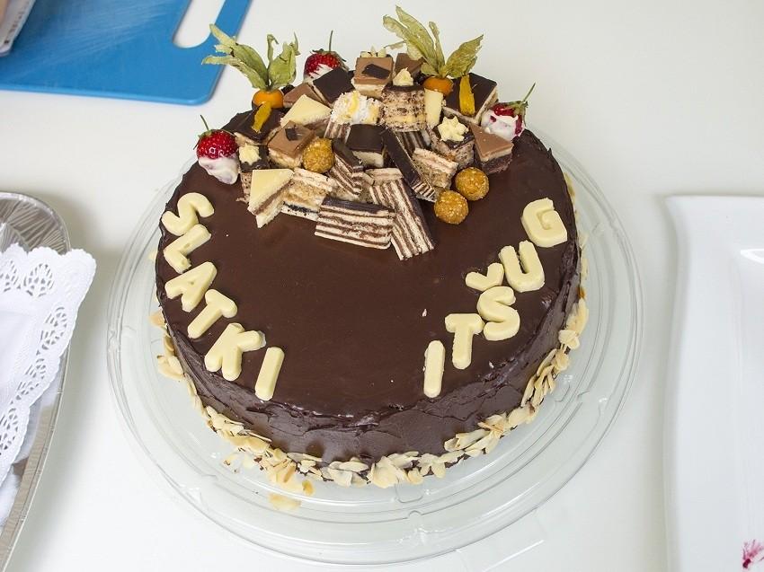 Pobjednička torta Piece of cake