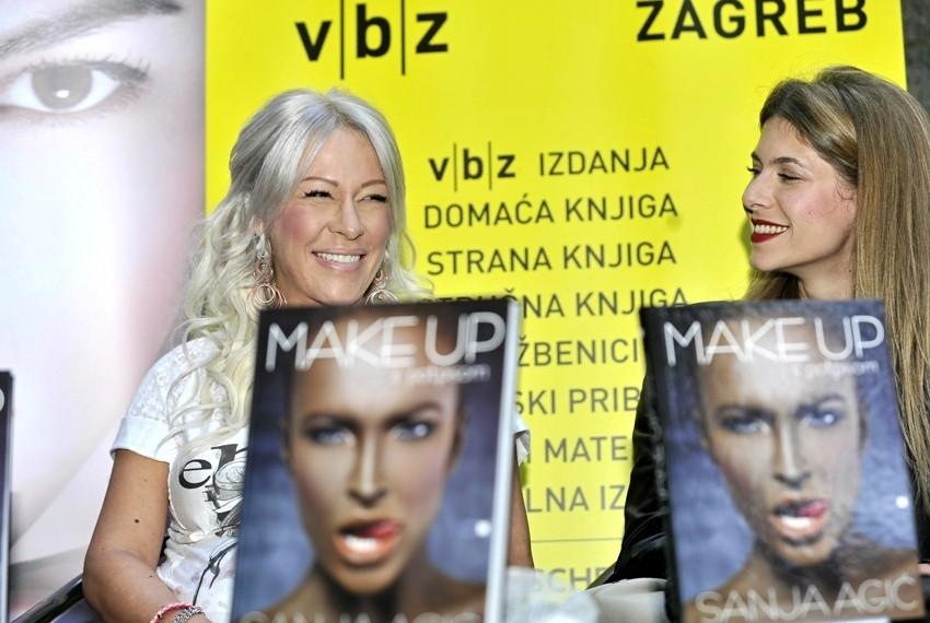 Sanja Agić i Jelena Perčin