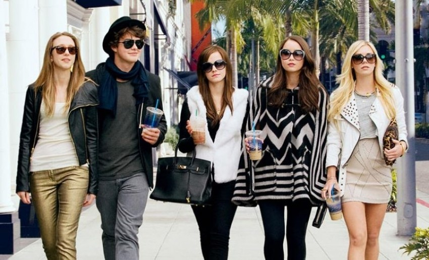 "Scena iz filma ""The Bling Ring"""