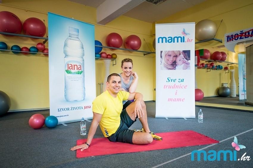 Mirna Maras i Mario Valentić
