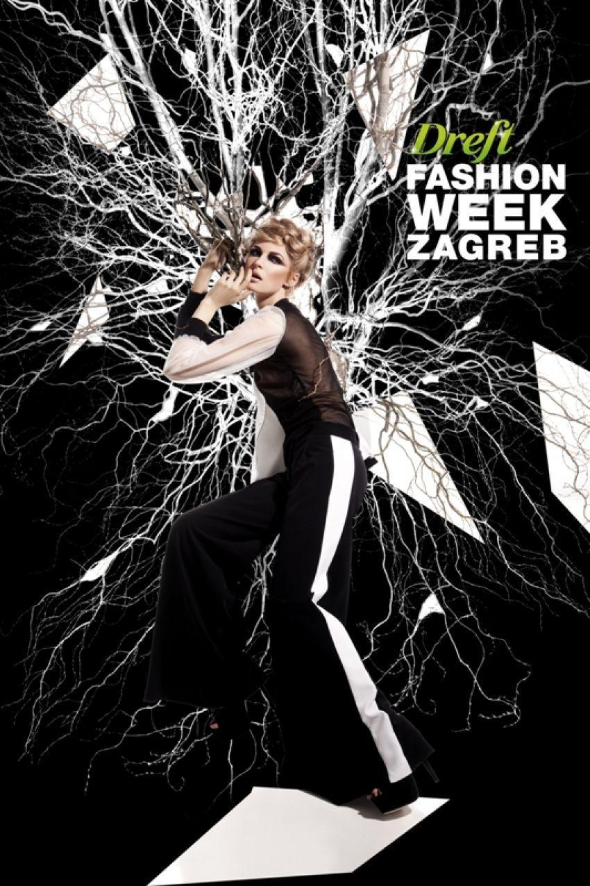 Dreft Fashion Week Zagreb kampanja