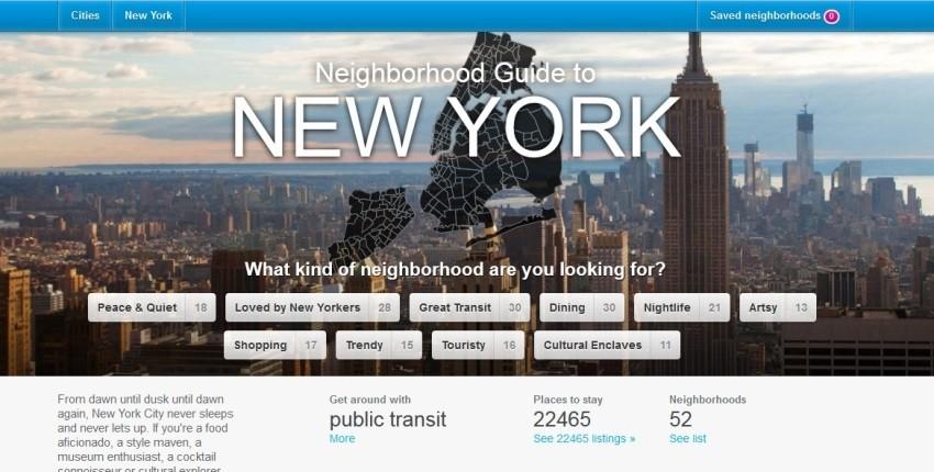 AirBnB servis za najam stanova zabranjen u New Yorku