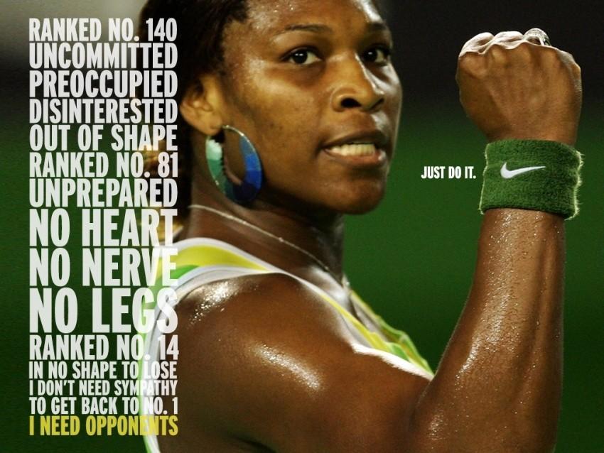 Serena Williams, druga najplaćenija sportašica na svijetu
