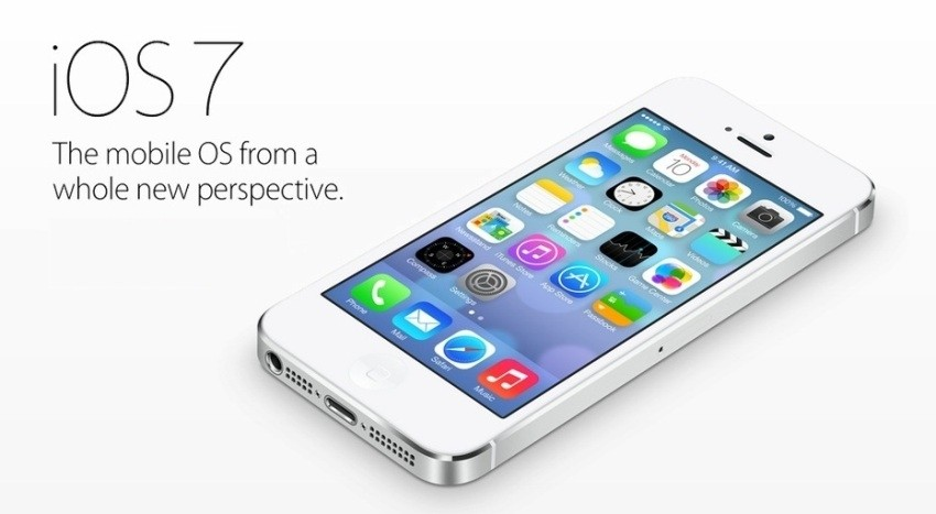 Novi Appleov iOS7