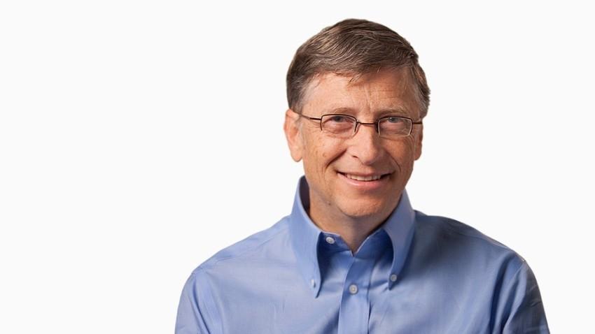Bill Gates, najbogatiji čovjek na svijetu, Microsoft