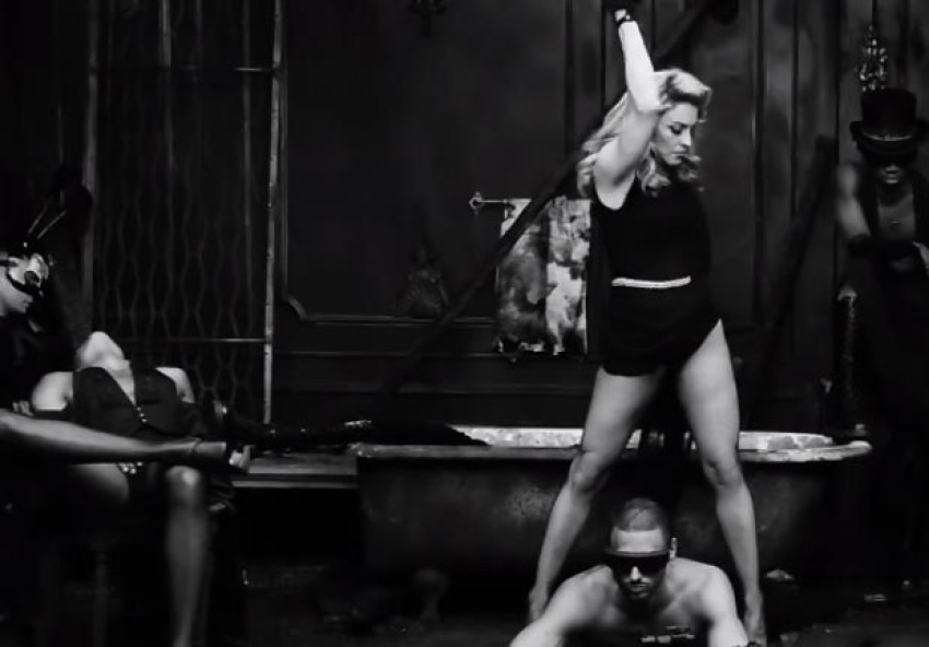 Madonna - Secret Project