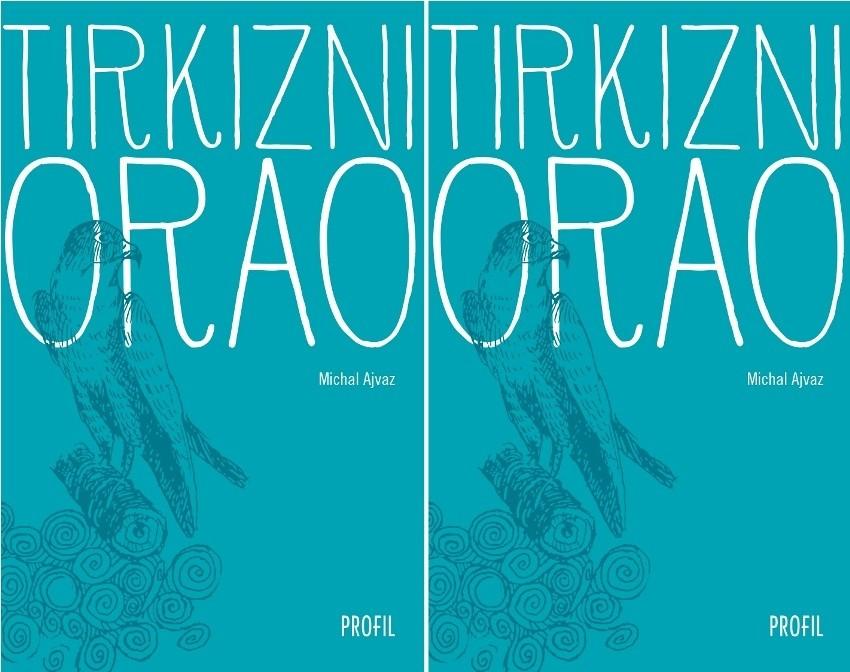 Knjiga jedna Michal Ajvaz: TIRKIZNI ORAO lagano je i zabavno ljeno šivo i idealna knjiga za ljeto