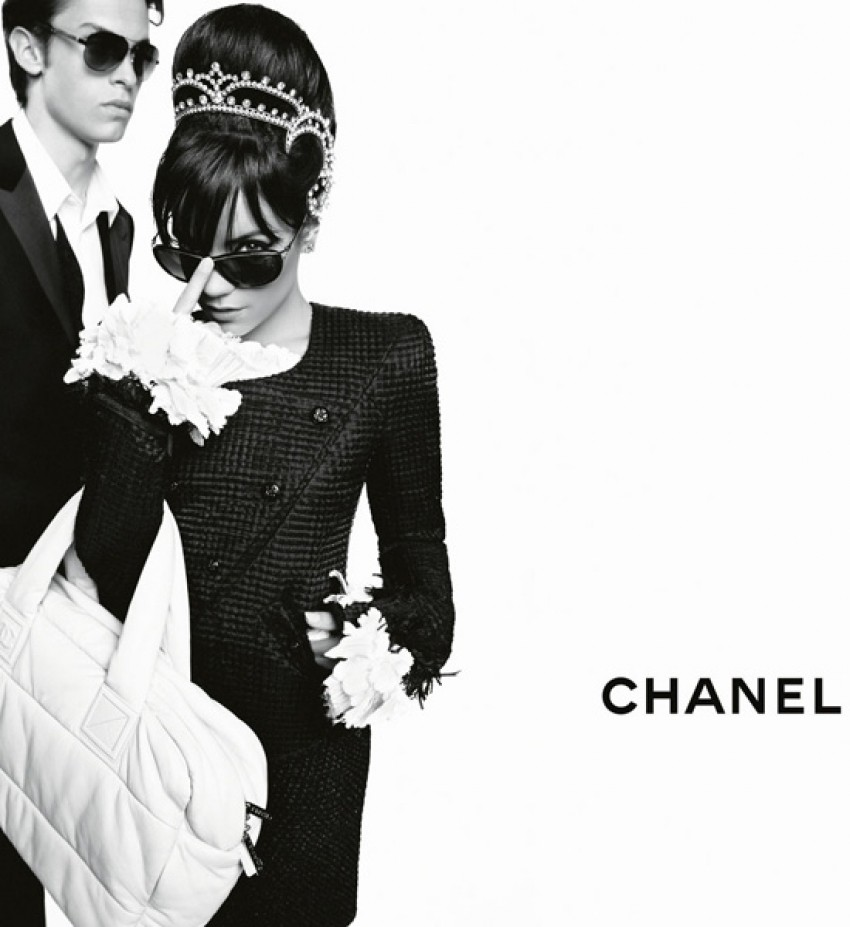 Lily Allen - Chanel