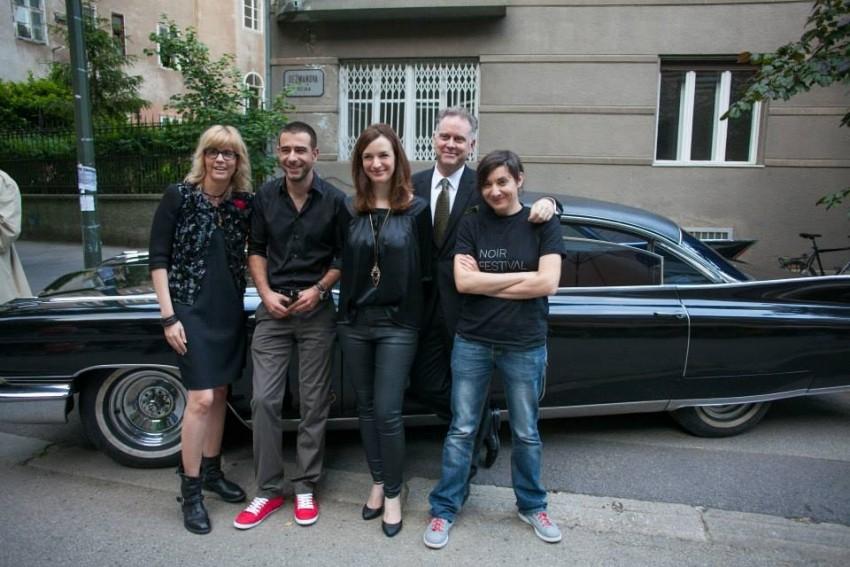 Ana Petričić Gojanović, Janko Popović Volarić, Mirka Modrinić, Eddie Muller i Mima Simić