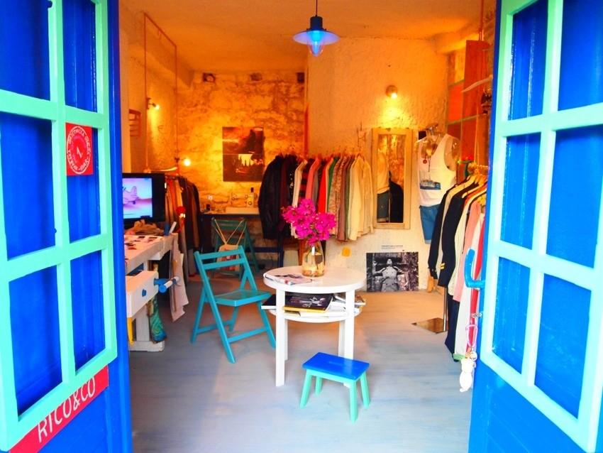 Design studio domaćeg modnog dizajnera Toni Rica, Hvar