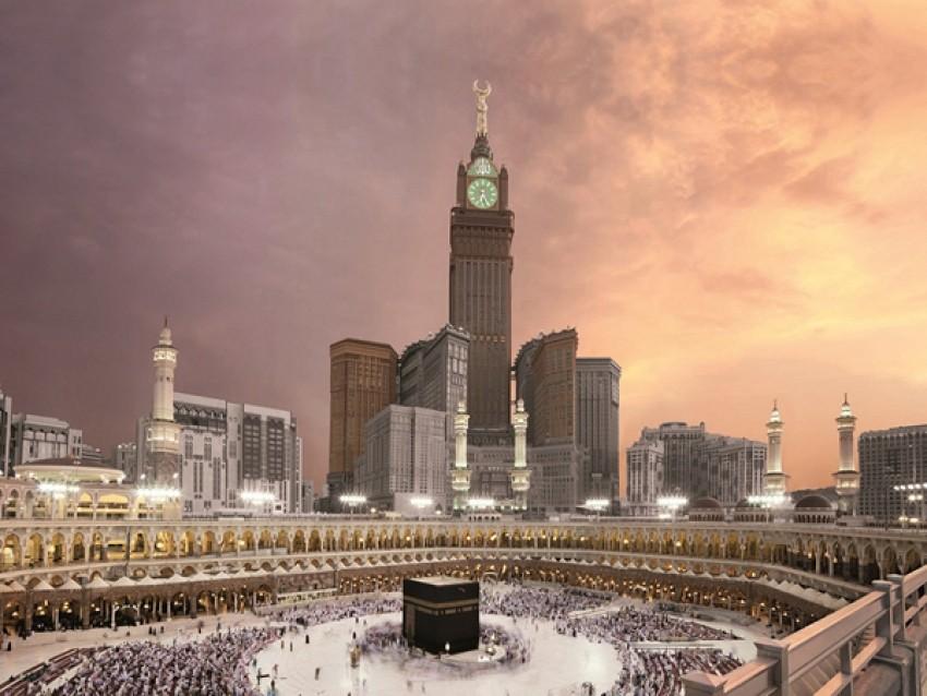 Najveći hoteli na svijetu - Mecca Clock Tower lista top 10 turističkih meka ogromnih -