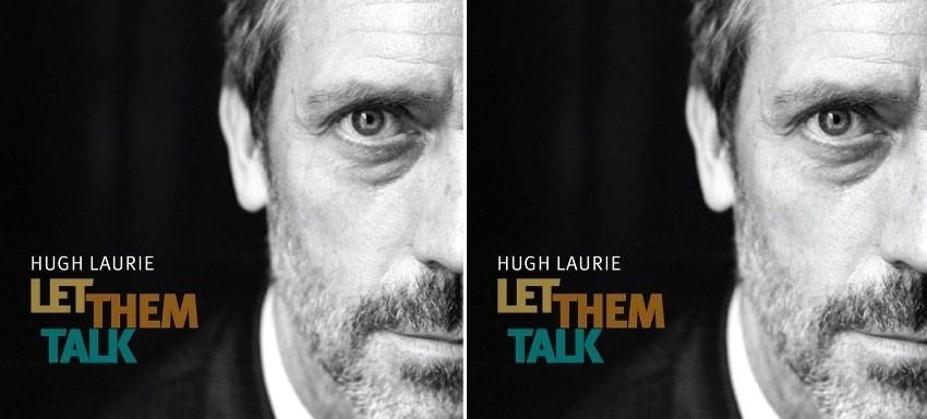 Hugh Laurie, dr House glumas, glazbenik