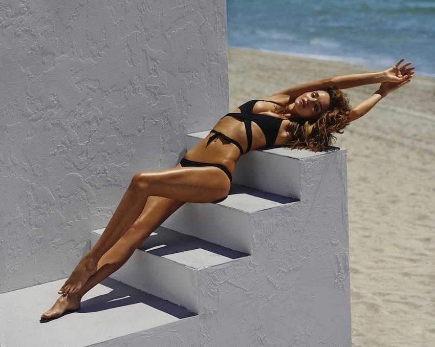 Miranda Kerr za Net-a-Poreter