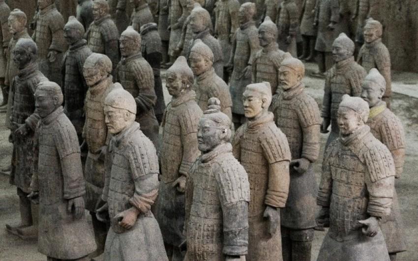 Terakota vojska, top 10 mjesta prirodnih i povijesnih ljepota koje morate posjetiti turistički u Kini