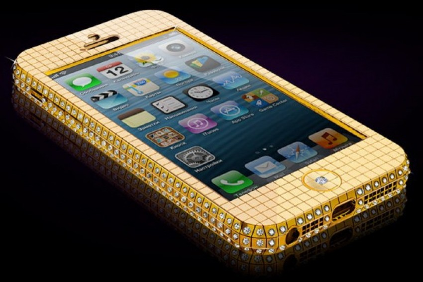 Goldgenie iPhone 5
