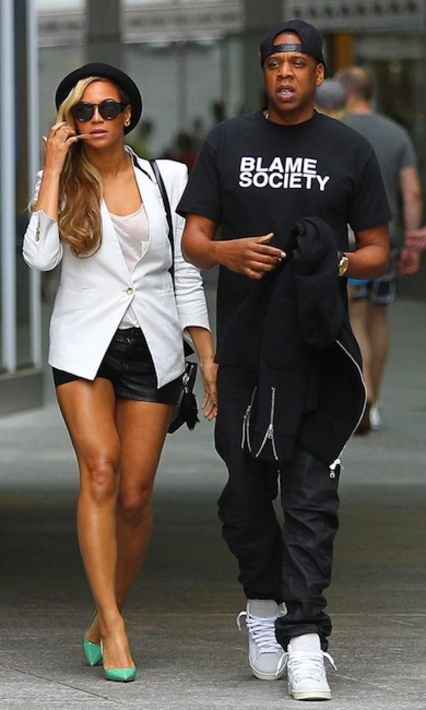 Jay -Z i Beyonce
