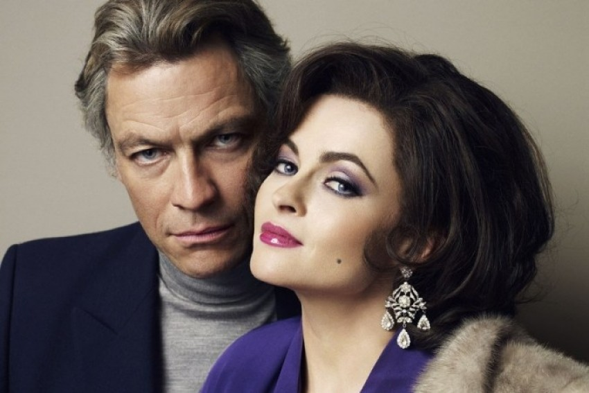 Helena Bonham Carter i Dominic West