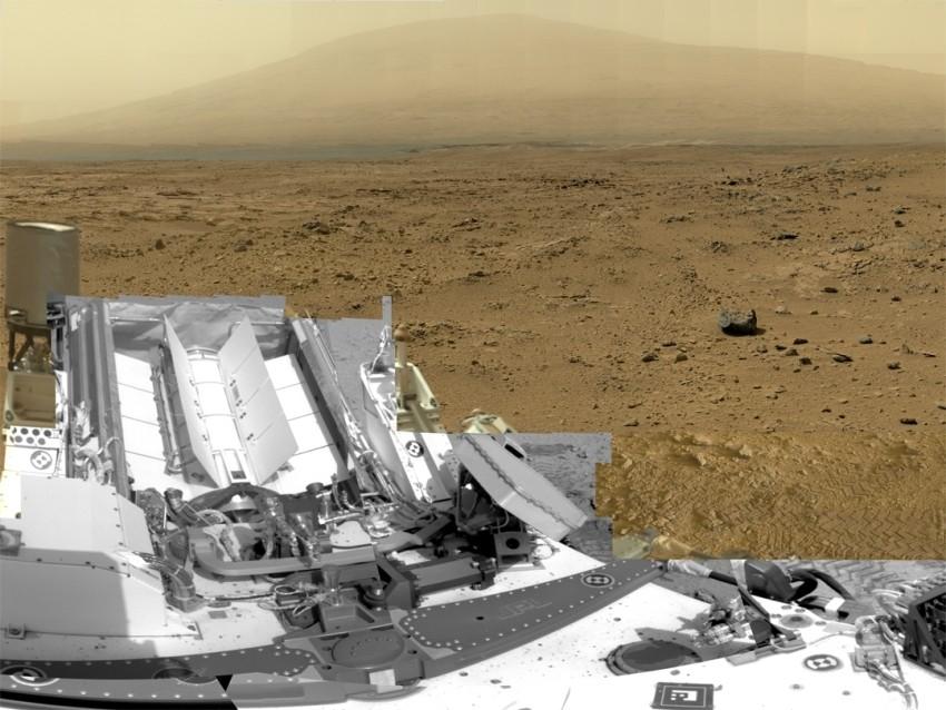 Fotografija s Marsa