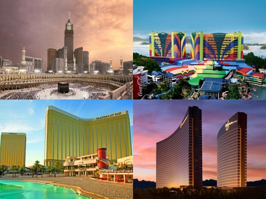 Najveći hoteli na svijetu  lista top 10 turističkih meka ogromnih -