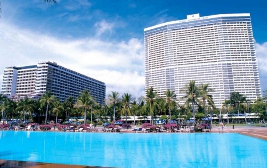 Najveći hoteli na svijetu - Ambassador city Jomtien, Tajlandlista top 10 turističkih meka ogromnih -