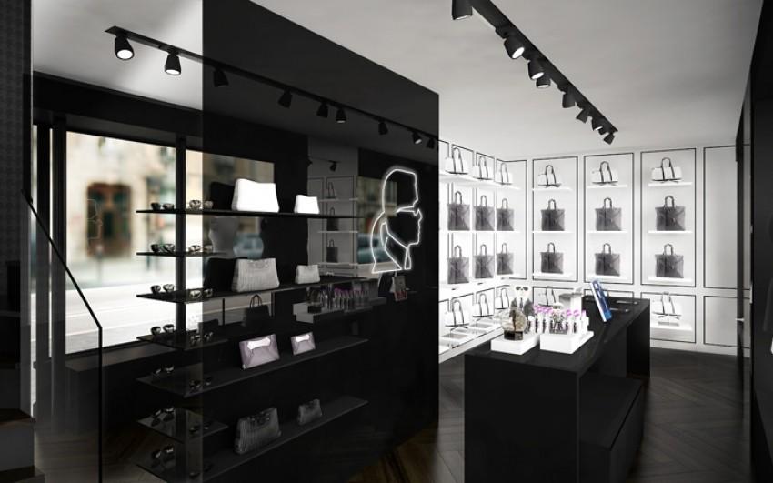 Novi dućani Karla Lagerfelda kao modne meke otvaraju se diljem svijeta- Amsterdam, Pariz, London
