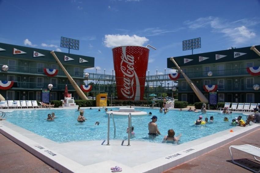 Najveći hoteli na svijetu - Disney All Star Resort, Orlando Florida lista top 10 turističkih meka ogromnih -