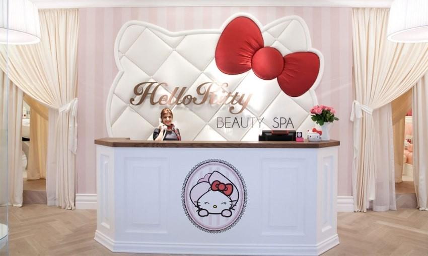 Hello Kitty salon ljepote u Dubaiju