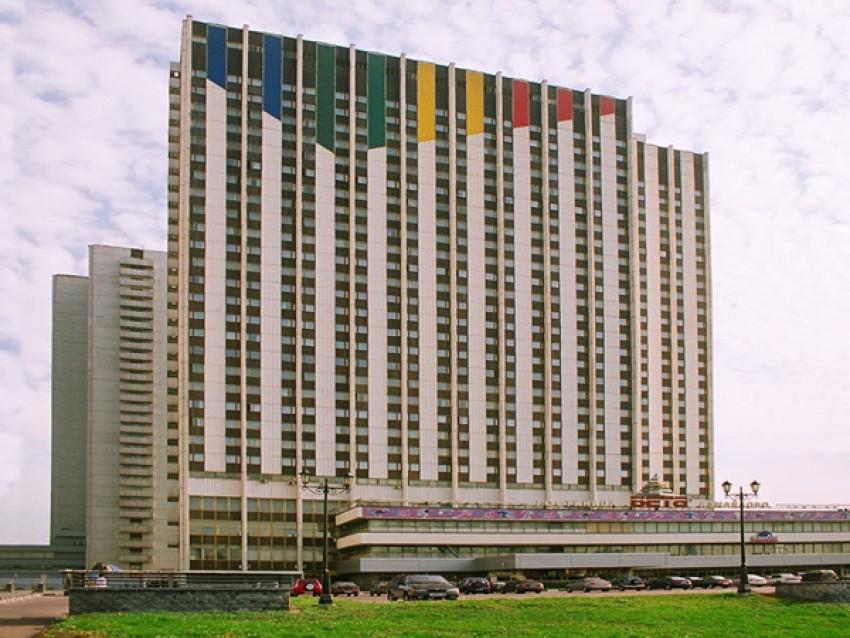 Najveći hoteli na svijetu - Izmailovo Hotel lista top 10 turističkih meka ogromnih -