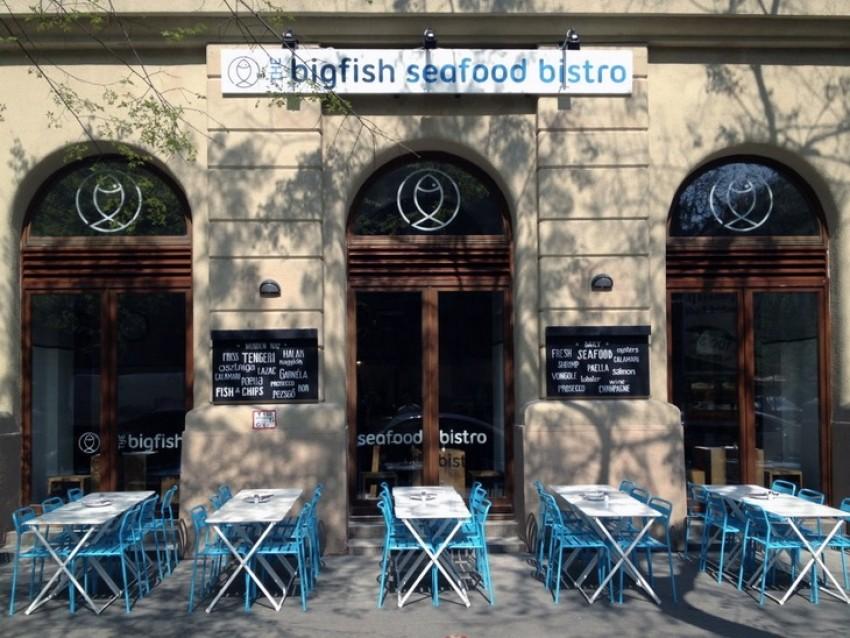Bigfish bistro u Budimpešti